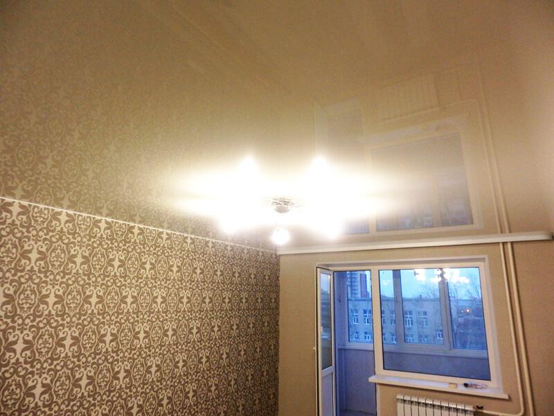 Фото из галереи - натяжные потолки глянцевые
